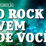 www.orockvemdevoce.com.br, Promoção Heineken O rock vem de você