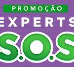 WWW.SOS.COM.BR/EXPERTSOS, PROMOÇÃO EXPERTS S.O.S