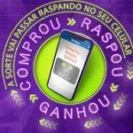 goodbom.com.br/promocoes, Promoção Goodbom comprou, raspou, ganhou