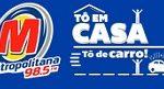 metropolitanafm.com.br/toemcasa, Promoção Metropolitana FM tô em casa