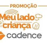 www.cadence.com.br/crianca, Promoção Cadence meu lado criança