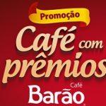 www.promocaocafecompremios.com.br, Promoção Café Barão com prêmios