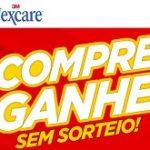 www.promonexcare.com.br, Promoção Nexcare compre e ganhe