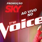 www.skyaovivonothevoice.com.br, Promoção SKY The Voice 2019