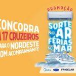 Promoção Frigelar 2019 – Concorra viagens de cruzeiro