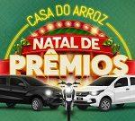 www.casadoarroz.com.br, Promoção Natal de prêmios Casa do Arroz