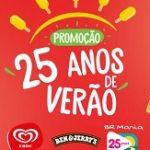 www.promocaokibon.com.br, Promoção 25 anos de Verão Kibon e Lojas BR Mania