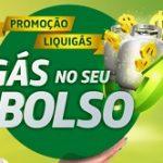 Promoção Gás no seu bolso Liquigás