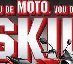 www.voudeskil.com.br, Promoção vou de Skil, vou de moto