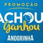 www.achouganhouandorinha.com.br, Promoção Achou, ganhou Andorinha