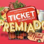www.promocaoticketpremiado.com.br, Promoção Ticket alimentação premiado 2019