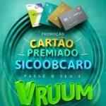 www.cartaopremiadosicoobcard.com.br, Promoção cartão premiado SIcoobCard