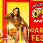 www.cheetos.com.br/promocao, Promoção Cheetos e Anitta partiu festa