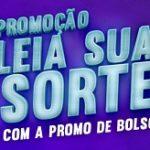 www.promocaoleiasuasorte.com.br, Promoção leia sua sorte promo de bolso