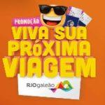 Promoção Viva sua próxima viagem Rio Galeão 2020
