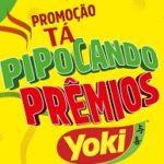tapipocandopremios.com.br, Promoção Yoki 2020 tá pipocando prêmios