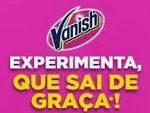 www.vanishsaidegraca.com.br, Promoção Vanish 2020 sai de Graça