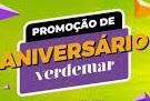 www.aniversarioverdemar.com.br, Promoção aniversário Verdemar 2020