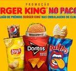 www.elmachipsburgerking.com.br, Promoção Burger King no pacote Elma Chips