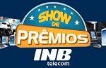 www.inbtelecom.com.br/showdepremios, Promoção INB Telecom Show de prêmios