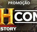 www.promocaohistory.com.br, Promoção History 2020 te leva para a Historycon