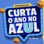 www.curtaoanonoazul.com.br, Promoção Curta o ano no azul Unilever