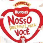 Promoção Huggies 2020 – Nosso Presente para você