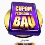 Cupom Premiado do Baú 2020