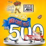 cafeterradorei.com.br/promocao, Promoção Café Terra do Rei 2020