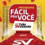 www.facilpravoce.com.br, Programa fácil pra você Supermercado São Vicente