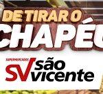 www.svicente.com.br/detirarochapeu, Promoção de tirar o chapéu – Supermercado São Vicente