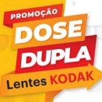 Promoção Lentes Kodak 2020 Dose dupla