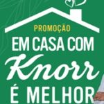 www.promoknorr.com.br, Promoção Knorr 2020 em casa