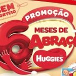 www.promoabracos.com.br, Promoção Huggies 6 Meses Abraços
