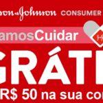 www.vamoscuidar.jnjbrasil.com.br – Promoção Vamos cuidar grátis Johnson e Johnson