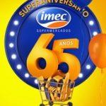 superaniversarioimec.com.br, Promoção Super aniversário Imec supermercados