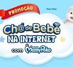 www.chadebebemamypoko.com.br, Promoção MamyPoko Chá de Bebê na internet