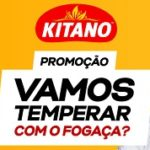 www.promokitano.com.br, Promoção Kitano 2020 vamos temperar