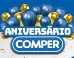 www.aniversariocomper.com.br, Promoção aniversário Comper 2020