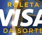 www.vaidevisa.com.br/roletadasorte, Promoção roleta Visa da sorte