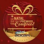 www.acicampromocoes.com.br, Promoção Natal 2020 Carmo da Mata