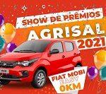 www.agrisal.com.br/sorteio, Promoção Agrisal show de prêmios 2021