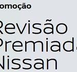 Promoção Revisão Premiada Nissan 2021
