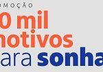 www.trintamilmotivos.com.br, Promoção trinta mil motivos para sonhar Itáu Mastercard