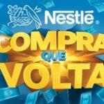 www.nestlecompraquevolta.com.br, Promoção Nestlé compra que volta